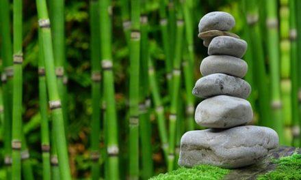 Posa dei bordi della lettiera in pietra da soli