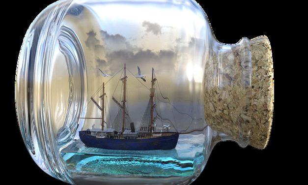 Costruisci la tua gabbia di vetro personale: Istruzioni