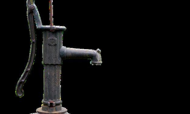 Costruire la propria pompa dell'acqua