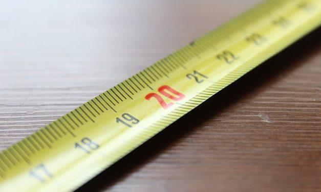Determinazione del peso giusto per la taglia giusta: ecco come funziona