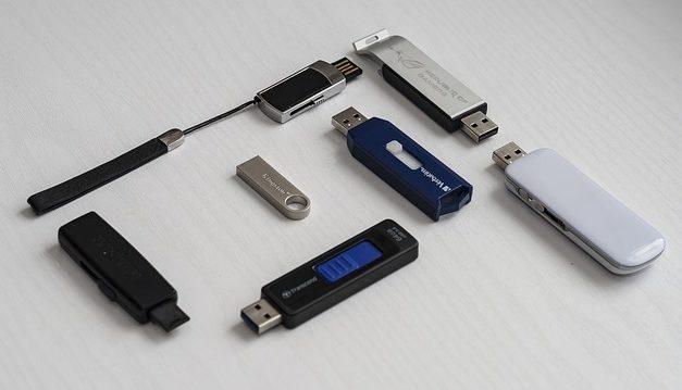 Trasferimento facile dei dati nella memory stick