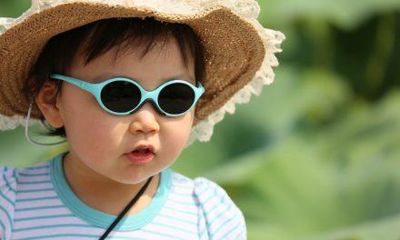 Cura del labbro per scottature solari