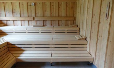Sauna da giardino con stufa a legna: ecco come funziona