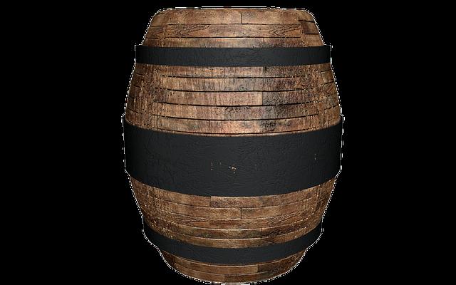 Tavoli Alti Legno : Conversione delle botti di legno in tavoli alti istruzioni
