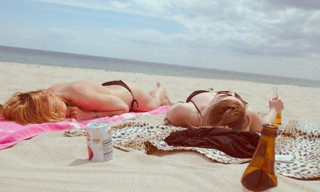 Cura della pelle: questo è come curare la pelle dopo le scottature solari