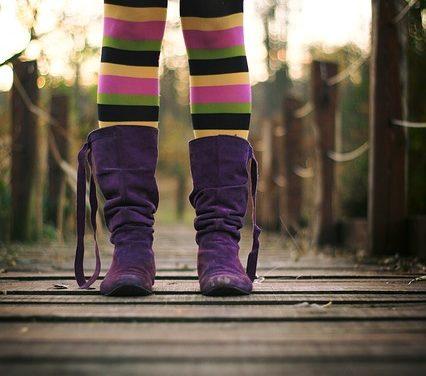 Combinazione di gonna e stivali: ecco come ottenere la giusta vestibilità
