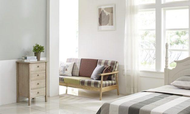 Configurazione di una camera da letto-soggiorno: Suggerimenti