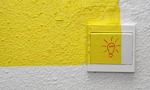 Installazione di una lampada da soffitto con interruttore: è così che funziona