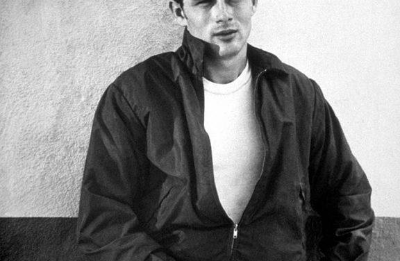 James Dean acconciatura abilmente ri-stile Dean ri-stile abile