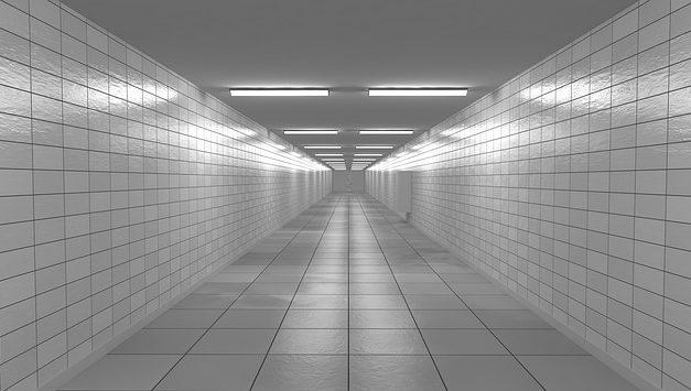 Progettazione della parete nel corridoio: suggerimenti