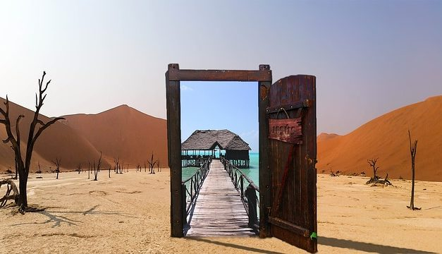 Regolazione della porta: come mantenere le porte in vetro