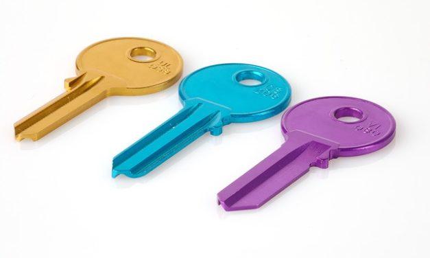 Visualizzazione delle chiavi di sicurezza della rete: funziona così in Windows 7