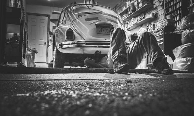 Guardia antigelo nel garage: tenere presente quanto segue