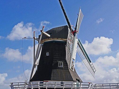 Mulino a vento orizzontale: costruire e utilizzare te stesso