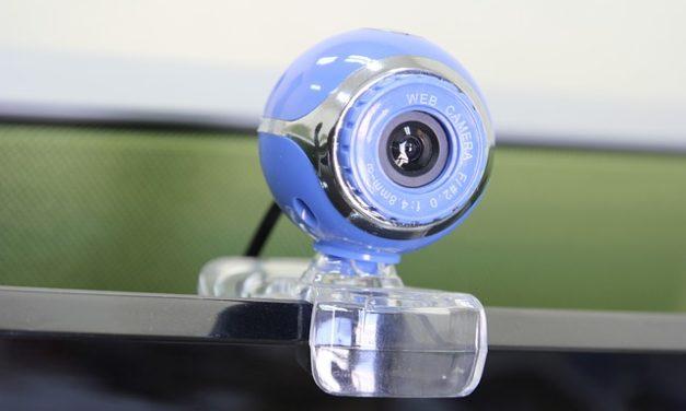 Mettere in funzione correttamente la webcam radio