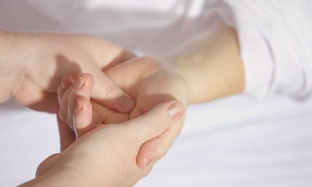 Shrige pelle sulle mani: lotta contro di esso