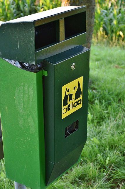 Smaltimento dei piccoli rifiuti animali: procedere come segue