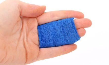 Intonaco bastoni alla ferita: cosa fare?