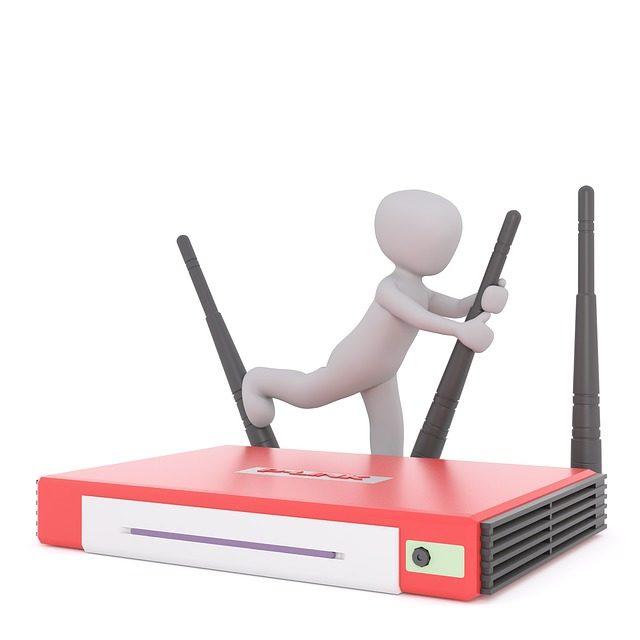Configurazione di un router WLAN in Ubuntu