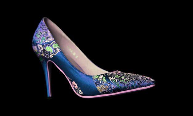 Golden Pumps: come progettare le proprie scarpe