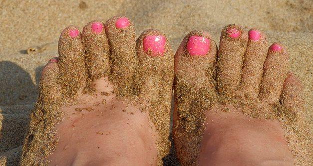 Unghie per piedi: Suggerimenti