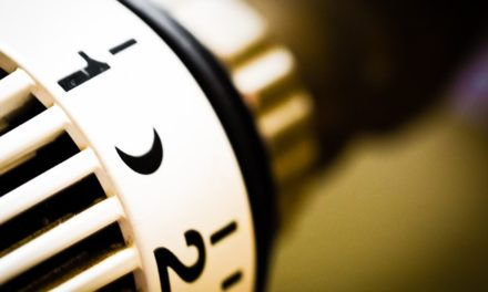 Radiatore: termostato di cambio