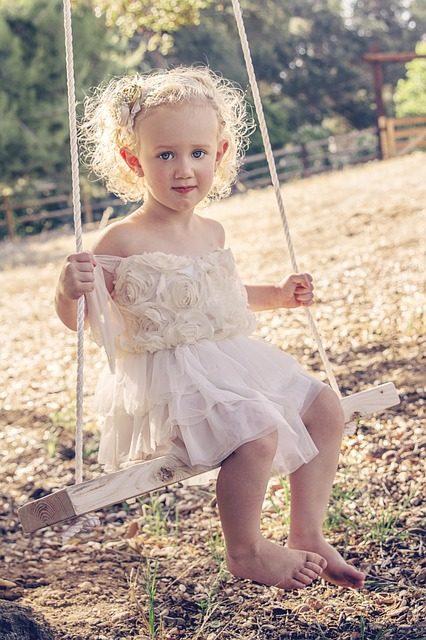 Montaggio sicuro e sicuro dell'altalena per bambini: è così che funziona