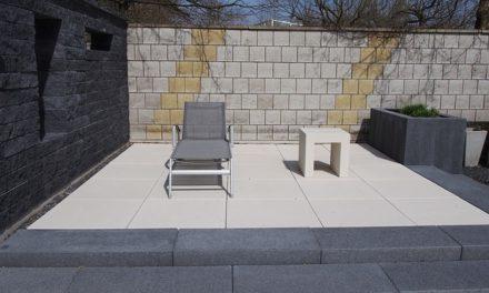 Terrazza: Posa corretta delle lastre di granito
