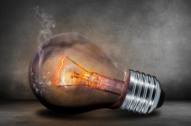 Sostituzione delle lampade alogene: come funziona