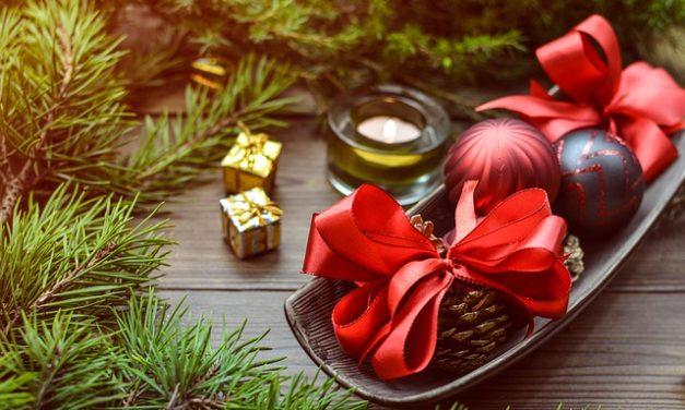 Colori natalizi: decorate la vostra casa in modo classico