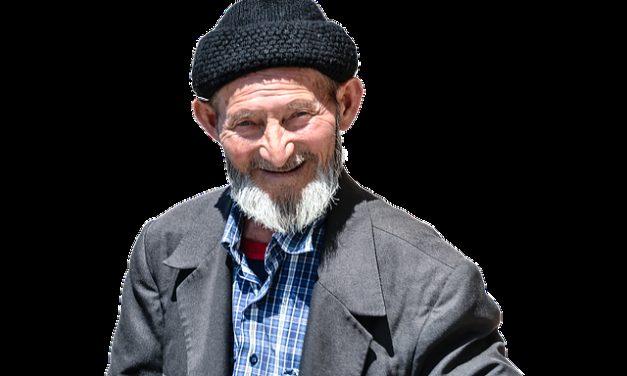 Piena crescita della barba: è così che sembra ben curata
