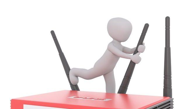 Modifica della password WLAN: ecco come farlo