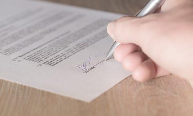 Lettera di disdetta per il contratto di locazione: ecco come funziona